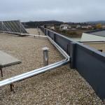 Instalación solar térmica en Sonseca