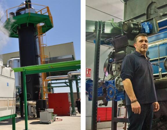 Dos de las últimas instalaciones de energías renovables de la mano de Grupo Aresol