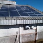 Instalación Solar Fotovoltaica para autoconsumo en El Carmen, Chile.