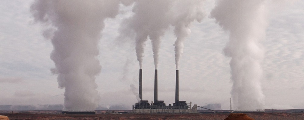 El dióxido de carbono se dispara en la atmósfera en 2016.
