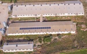 Instalación solar fotovoltaica de autoconsumo en la empresa Tejavica