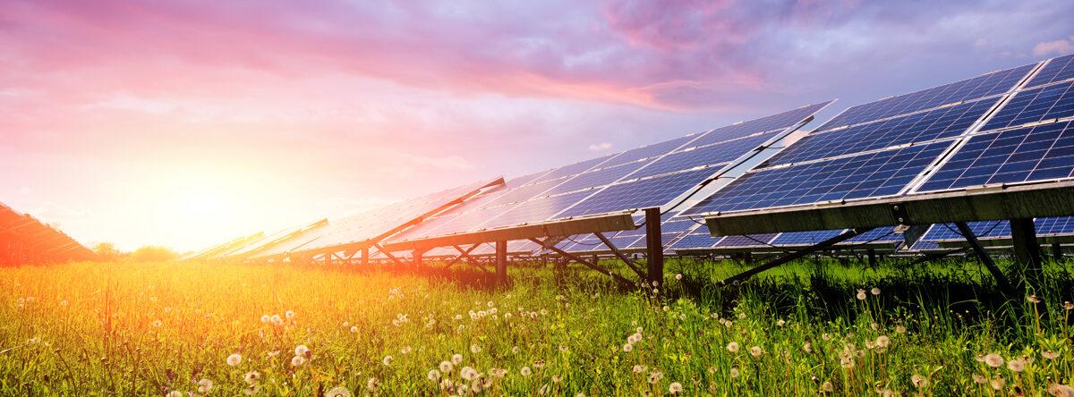 Parques solares fotovoltaicos y sus grandes ventajas