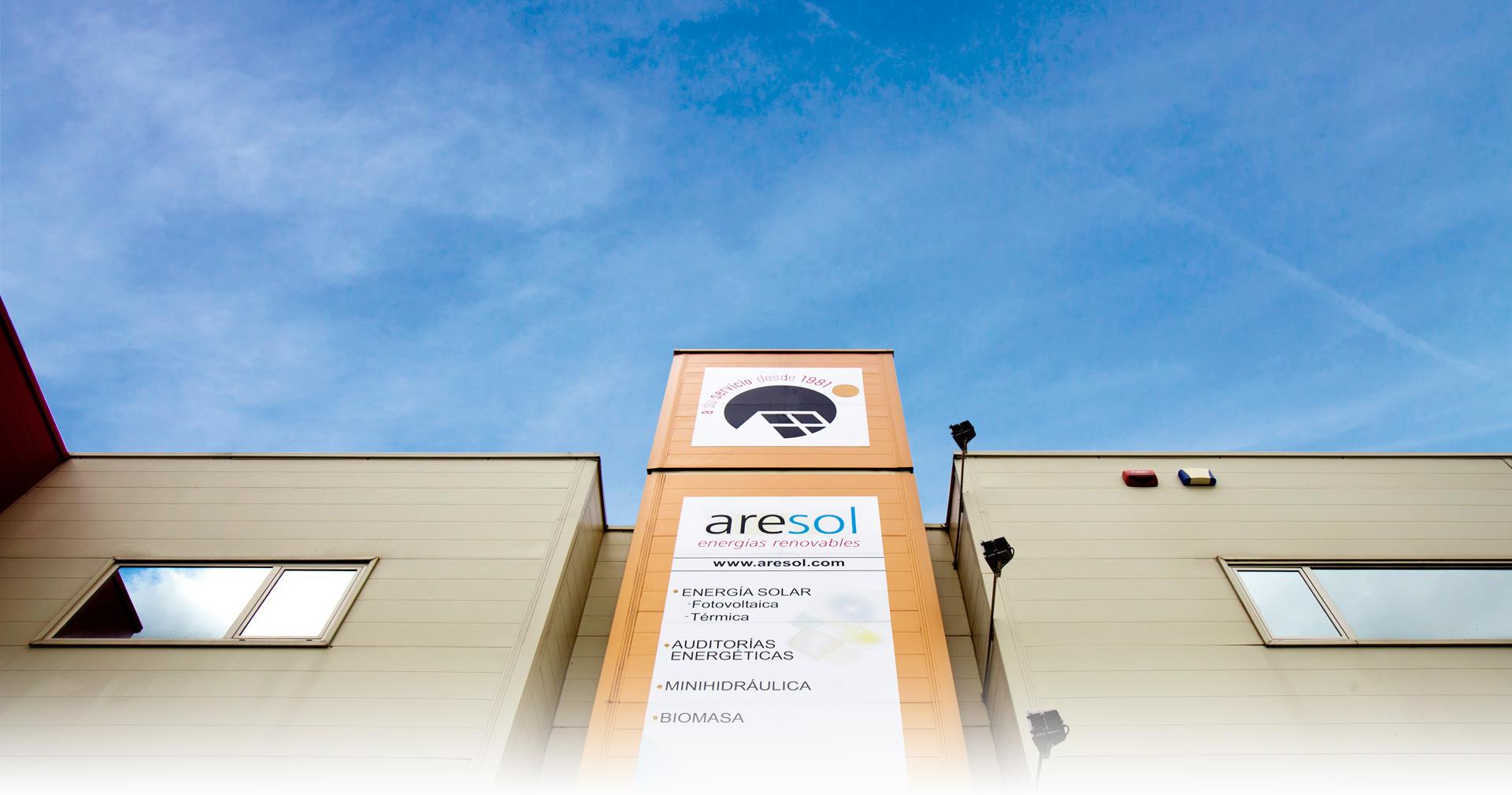 Grupo Aresol, Energías Renovables