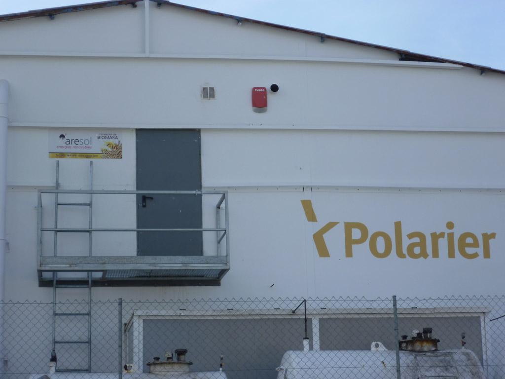 Biomasa en Lavandería Polarier Tilsa