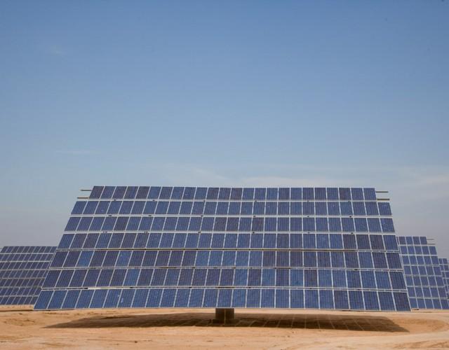 Parque Solar en Rincón de Soto