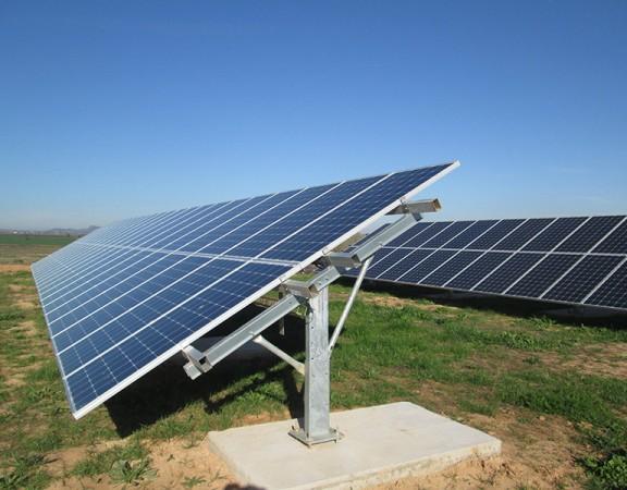 Panel solar instalado por Grupo Aresol
