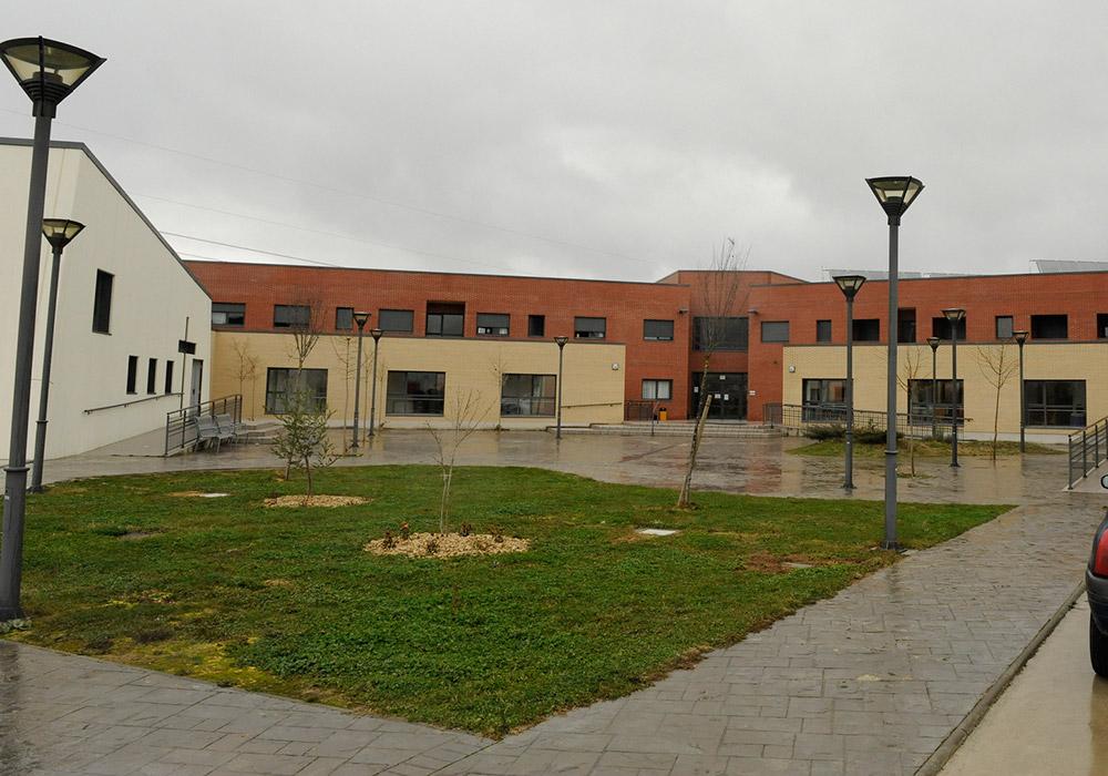 Biomasa en residencia de Ancianos en Trespaderne