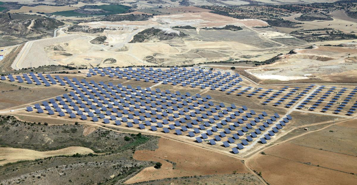 Parque Solar Lasesa