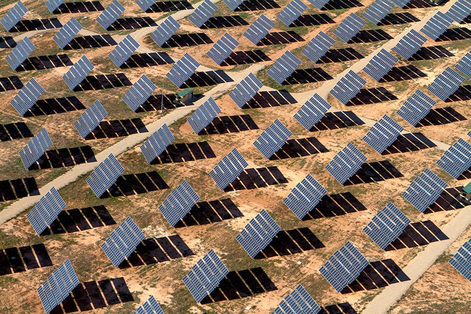 Parque solar fotovoltaico Laestanosa