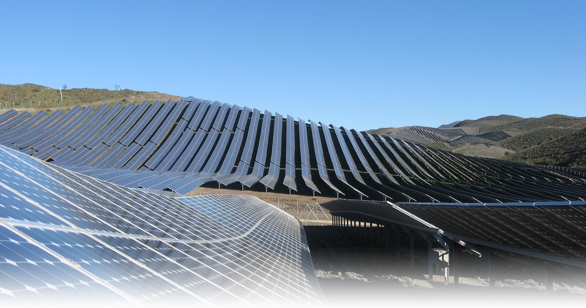 Instalaciones de Energía Solar.