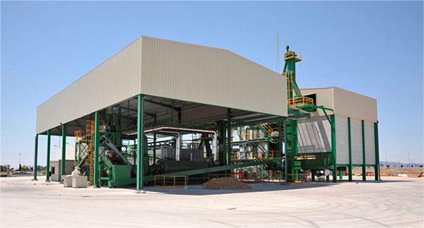 Biomasa Eléctrica. Sistemas de Gasificación