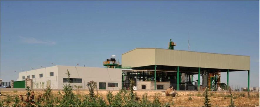 La nueva planta que genera electricidad a través de gasificación por biomasa