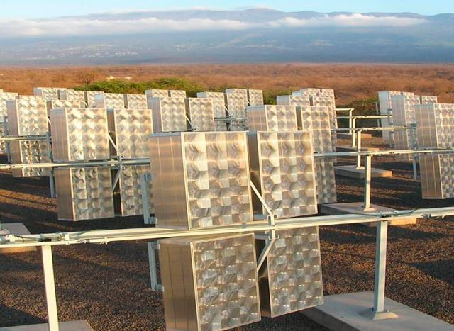 Parque solar en brasil