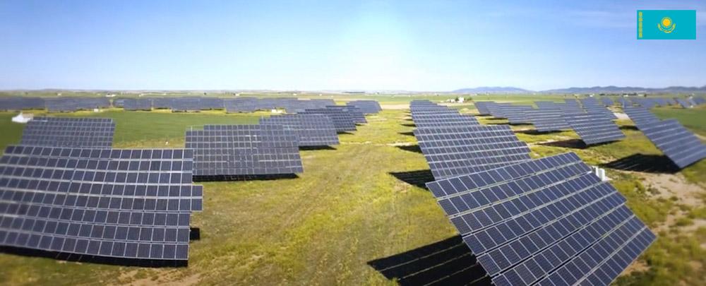 Grupo Aresol asumirá un nuevo parque solar fotovoltaico en Kazajistán.