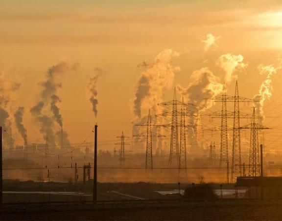Aumento de concentración de CO2 en 2017