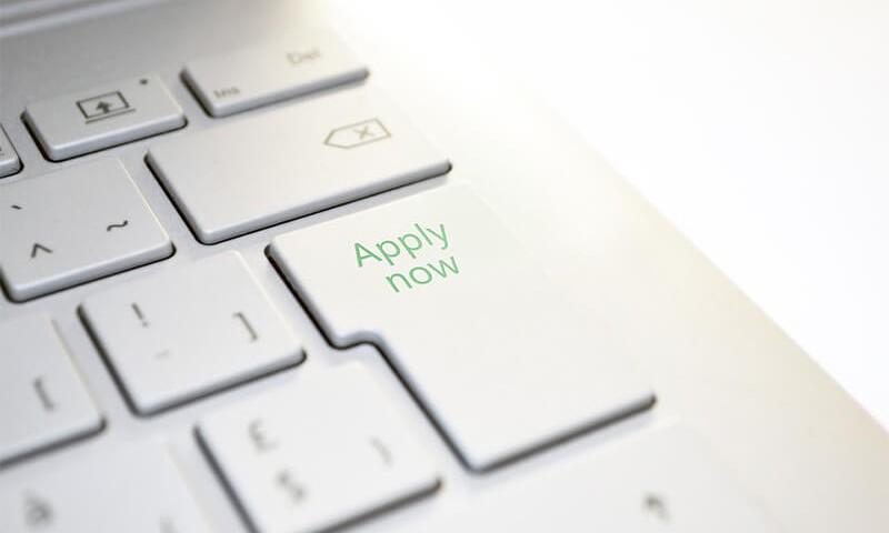Nueva sección de empleo en la web.