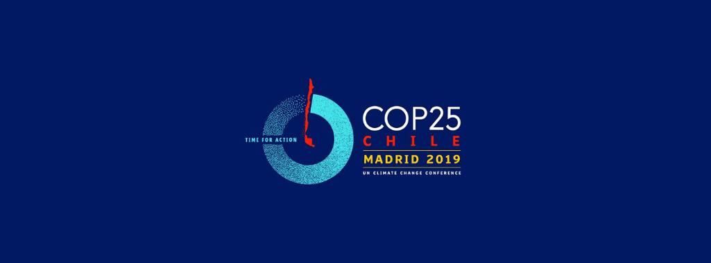 La cumbre COP25 contra el cambio climático tendrá lugar el 2 de diciembre en Madrid