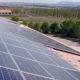 Instalación solar fotovoltaica en el Centro de Inseminación Artificial Cinco Villas